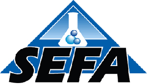 SEFA - Scientific Equipment and Furniture Association Pittcon - Logo
