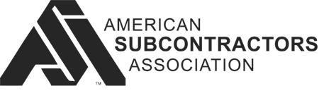 ASA - American Subcontractors Association - Logo