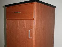 L-Line Series Premium Wood Casework