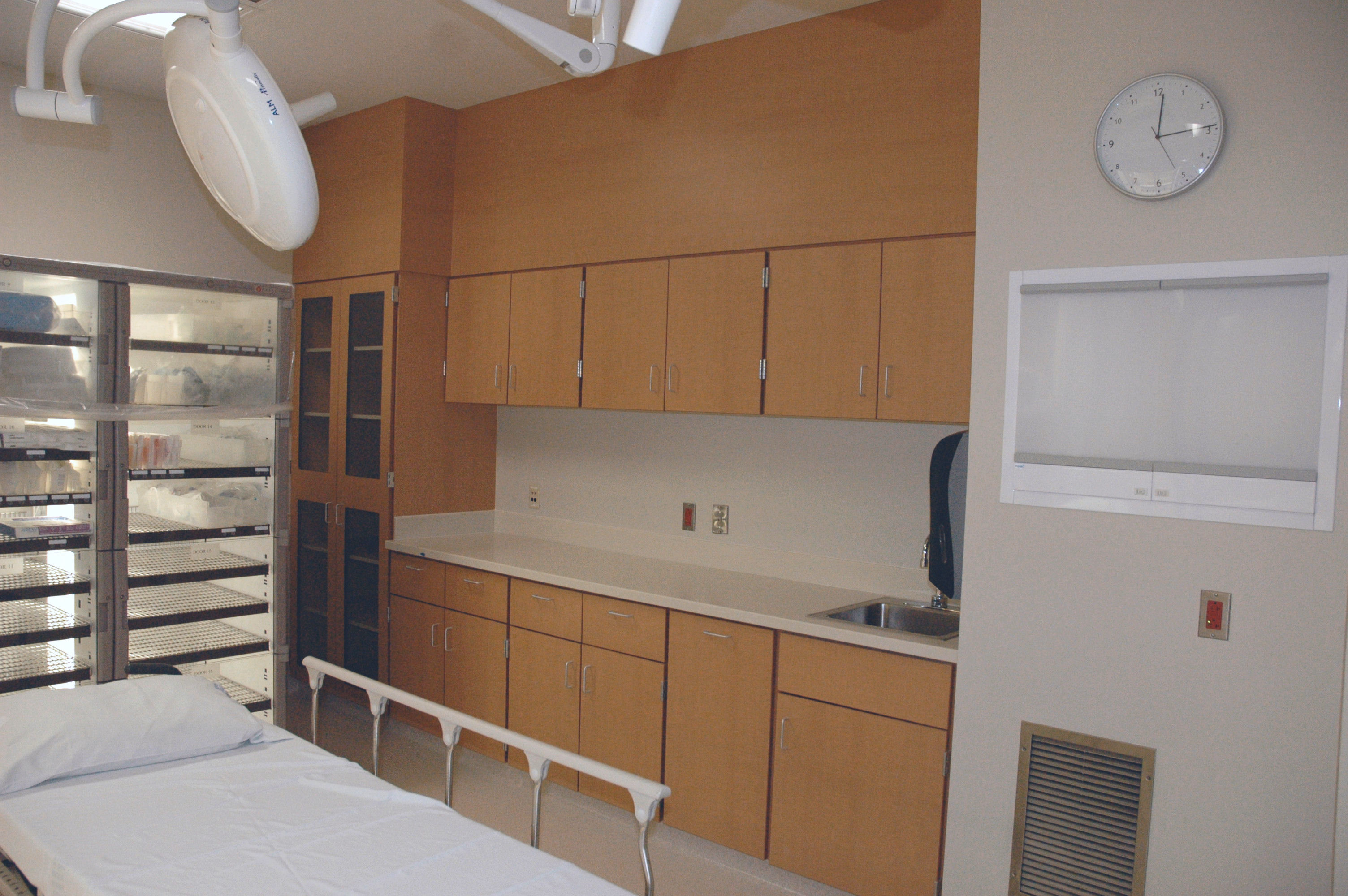 Healthcare Casework and Patient Room Furniture