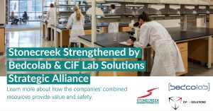 Image for: Stonecreek Strengthened by Bedcolab and CiF Lab Solutions Strategic Alliance