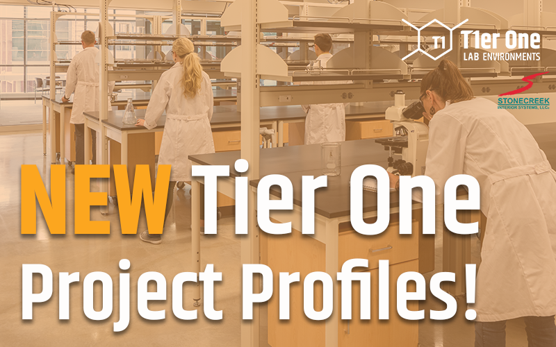 NEW: Tier One Project Profiles